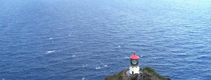 Makapu'u Point Lighthouse Trail is one of Hawaii.