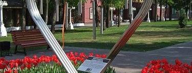 Hermitage Garden is one of Места, где сбываются желания. Москва.