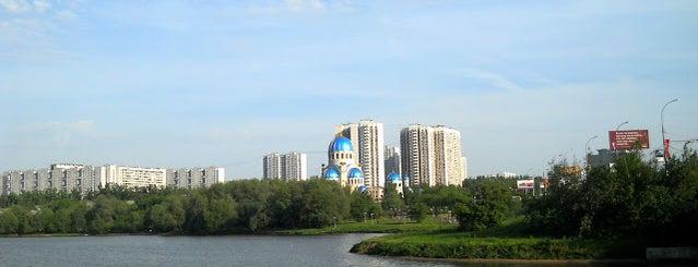 Парк «Борисовские пруды» is one of Сады и парки Москвы.