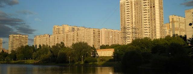 Мазиловский пруд is one of По Москве с Алексеем Борисовым.