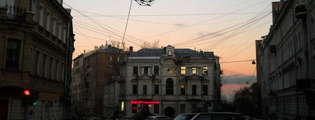 Лялина площадь is one of По Москве с Алексеем Борисовым.