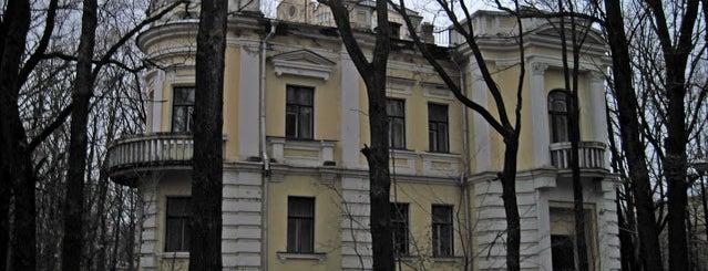 Парк на улице Толбухина is one of По Москве с Алексеем Борисовым.