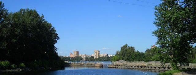 Деривационный канал is one of Artem'in Kaydettiği Mekanlar.