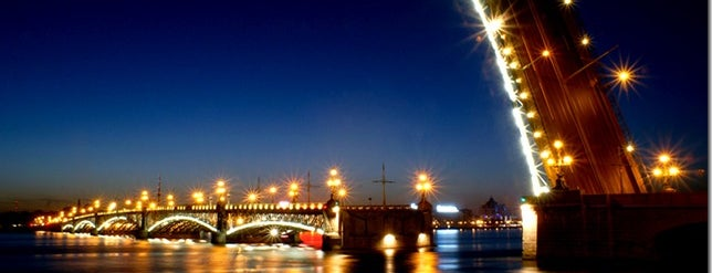Top-20: Санкт-Петербург