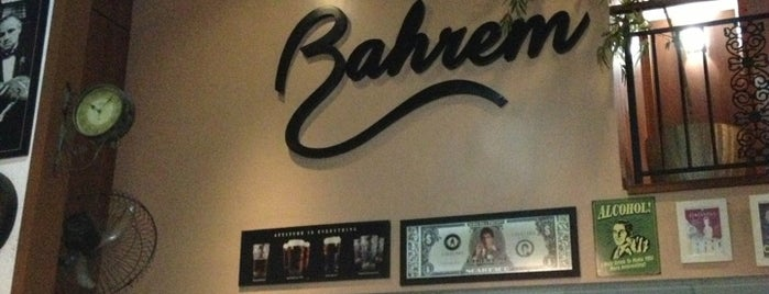 Bahrem Bar e Restaurante is one of CH@GO.