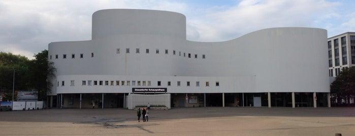 Düsseldorfer Schauspielhaus is one of Düsseldorf.