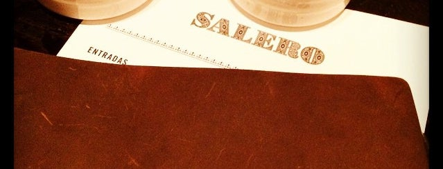 Salero is one of Food!.
