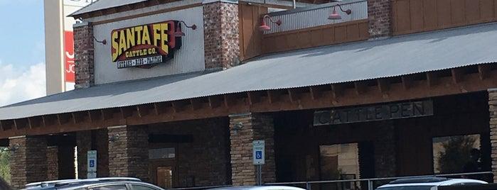 Santa Fe Cattle Co. is one of Locais curtidos por Heather.