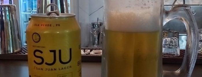 Salvatore Bar & Tapas is one of Beerveling.
