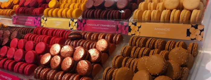 Fauchon – L'Épicerie is one of MIGAS IN PARIS.