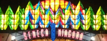 Seneca Niagara Casino is one of Zuzana : понравившиеся места.