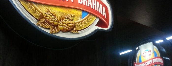 Quiosque Chopp Brahma is one of Locais curtidos por Renato.