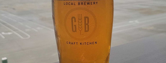 Gordon Biersch Brewery Restaurant is one of Breweries or Bust 2.