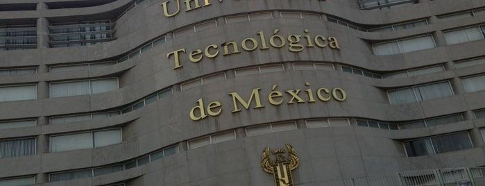 Universidad Tecnológica De México is one of Lieux qui ont plu à Julio.