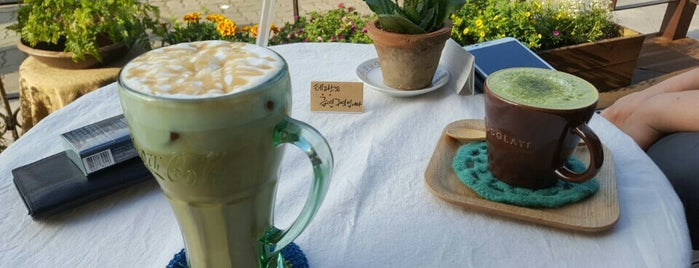 카페브라운 is one of Ben's list for Coffee and Cafe.