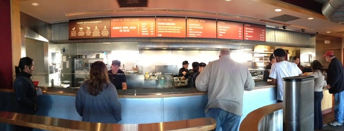 Chipotle Mexican Grill is one of Manassas.