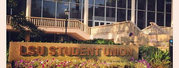 LSU - Student Union is one of ATL_Hunter 님이 좋아한 장소.