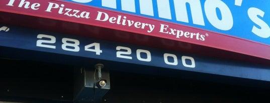 Domino's Pizza is one of Orte, die Serdar gefallen.