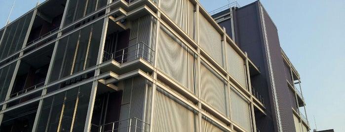NTTコミュニケーションズ 東京第6データセンター is one of IDC JP.