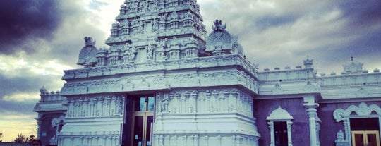 Sri Venkateswara Temple is one of East Coast Travel List.