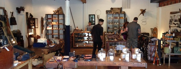 Manready Mercantile is one of Greater Heights Favorites.