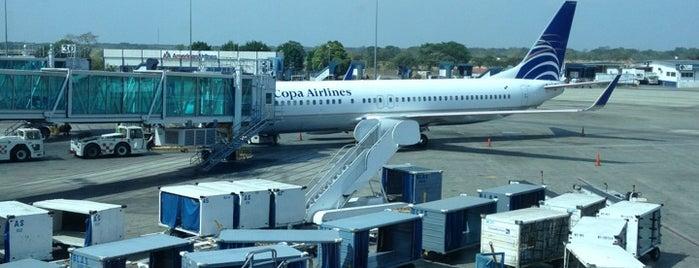 Tocumen Uluslararası Havalimanı (PTY) is one of Part 2~International Airports....