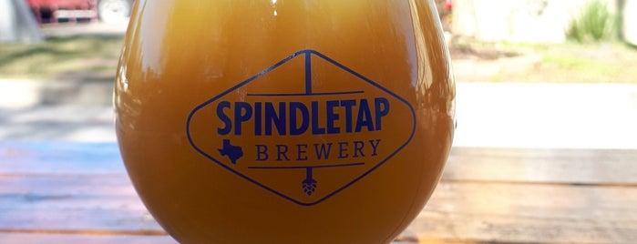 Spindletap Brewery is one of Breweries.