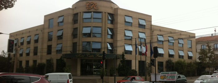 Costa Real Hotel La Serena is one of ettas 님이 좋아한 장소.