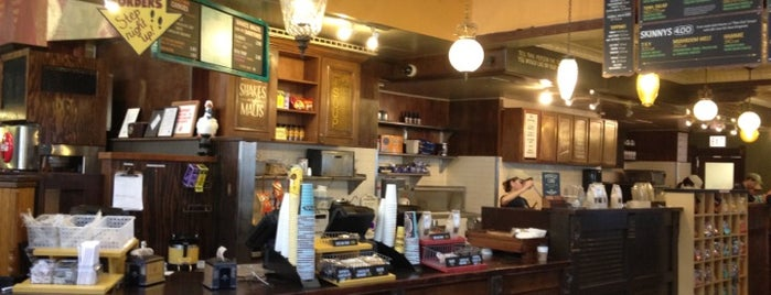 Potbelly Sandwich Shop is one of Lugares favoritos de Ricardo.
