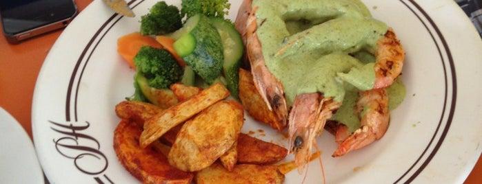 El Gran Camaron is one of Ir a comer aquí!.