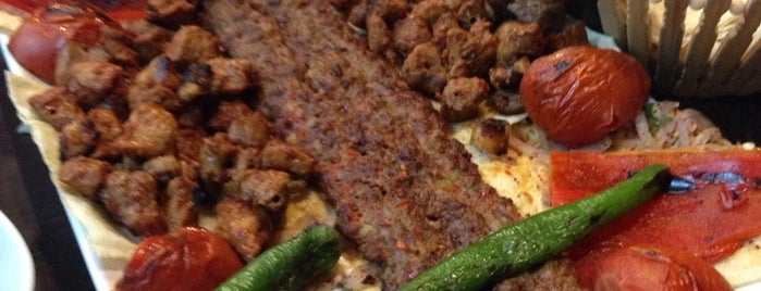 Şehr-i Kebap is one of Lugares favoritos de Bora.