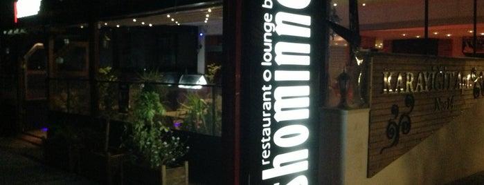 Shominne | Restaurant Lounge Bar is one of Lieux sauvegardés par Orhan.