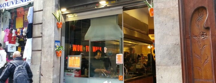 Wok to Walk is one of Barcelona.