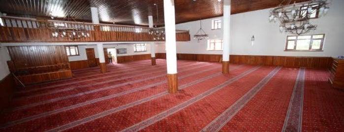 Kadı İzzettin (Karpuzoğlu) Camii is one of Konya Karatay Mescit ve Camileri.