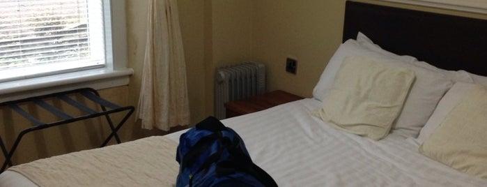 Kelvingrove Hotel is one of Posti che sono piaciuti a Marco.