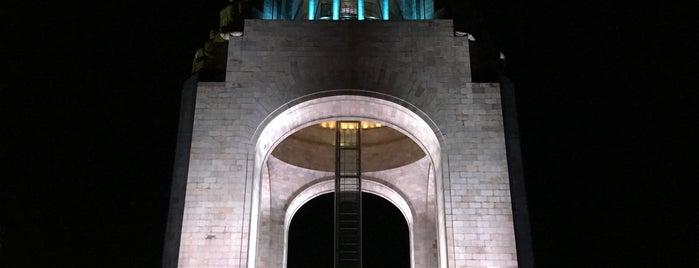 Monumento a la Revolución Mexicana is one of Tempat yang Disukai Marco.