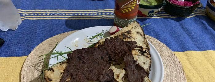 Tlayudas El Negro is one of OAX.