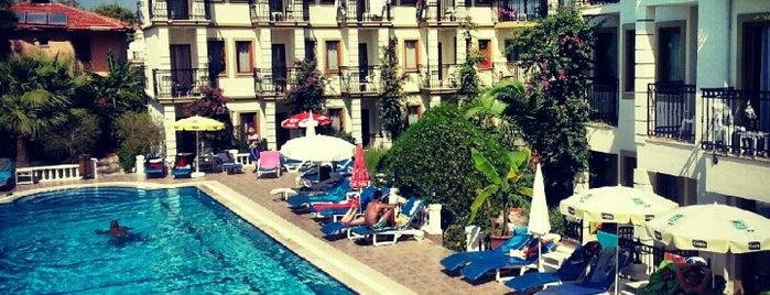 Hotel Leytur is one of Fethiye.