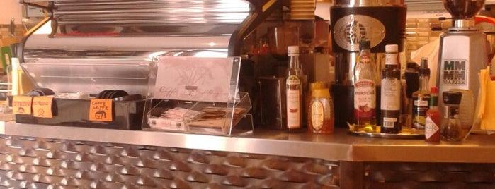 Caffe&Brew Bar 622 is one of Kde si pochutnáte na kávě doubleshot?.