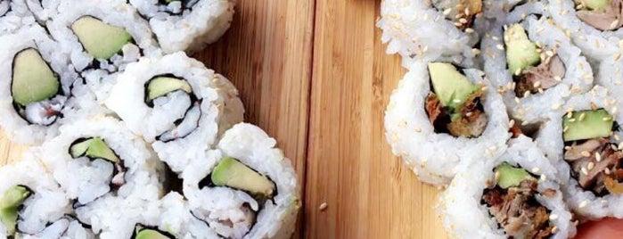 Hitomi Sushi is one of Locais salvos de Serhan.