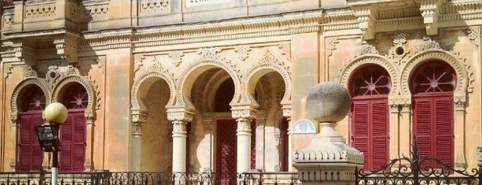 Villa Alhambra is one of Lugares guardados de Margarita.