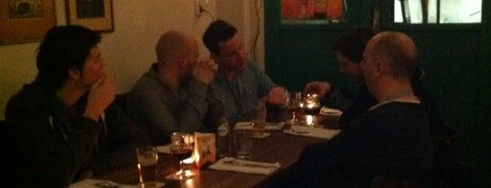 Brasserie De Engelenbak is one of Locais curtidos por Tim.