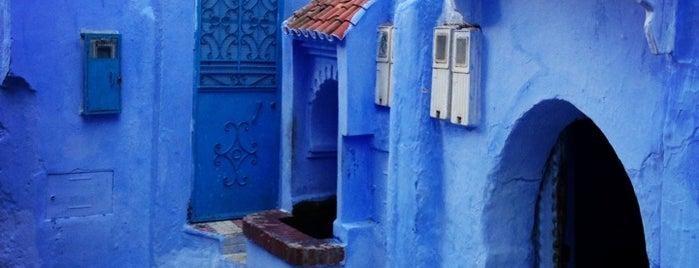 Al Medina is one of Morocco.