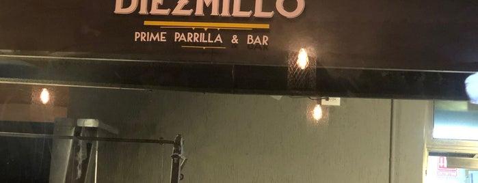 El Diezmillo is one of Mérida Restaurant Week.