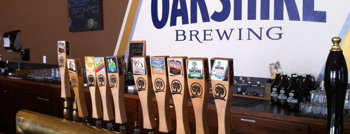 Oakshire Brewing Public House is one of Oregon Breweries.