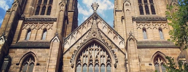 St Andrew's Cathedral is one of Sydney Sightseeing.