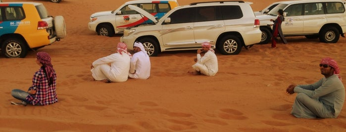 Desert Safari Dubai is one of Follow me to go around Asia.