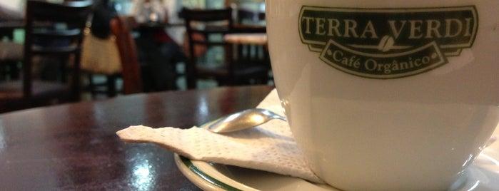 Terra Verdi - Café Orgânico is one of Posti che sono piaciuti a Jorge.