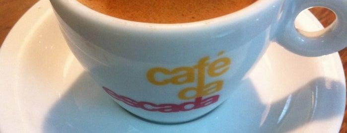 Café da Escada is one of CWB - Cafés.