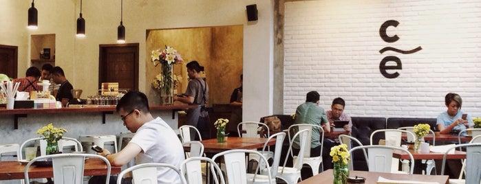 Caturra~Espresso is one of Indonesien.